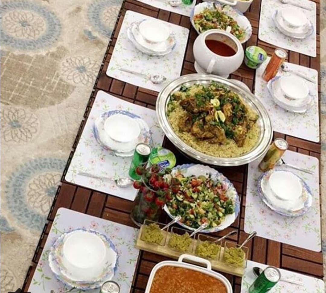 سفر رمضان Snap Food Dinner Party Recipes Food Presentation
