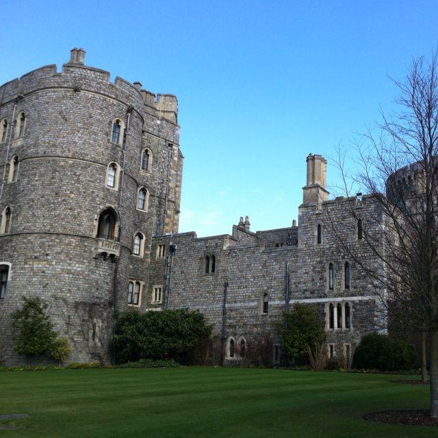 Windsor Castle-UK