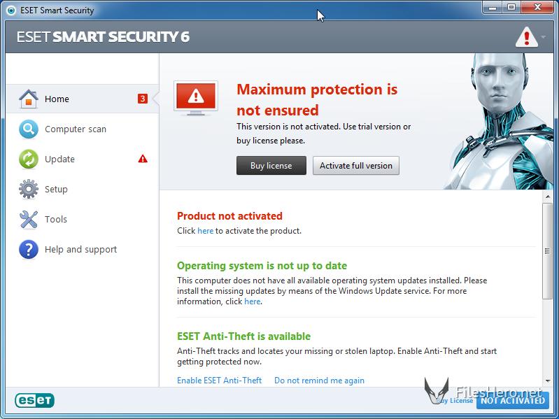 ключи для eset smart security 9 свежие серии 2017 на год бесплатно
