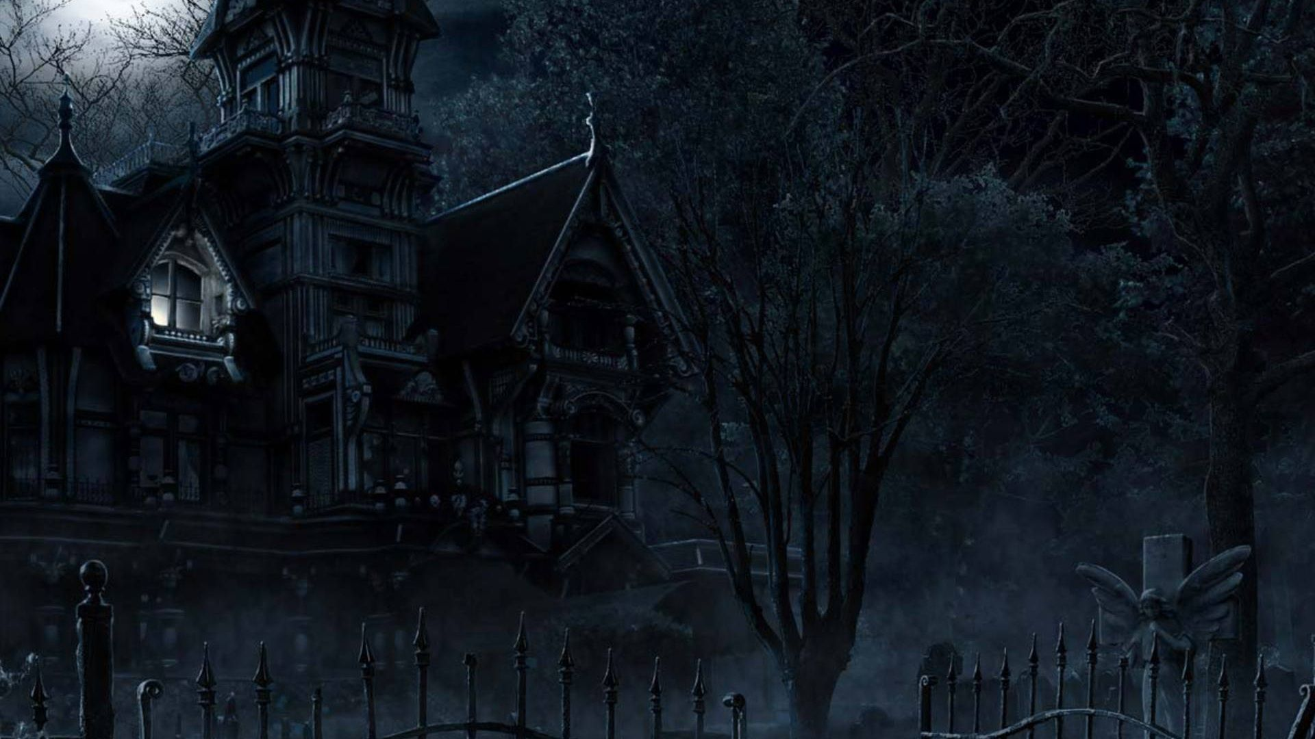 Descarga Gratis De Halloween Fondos De Escritorio De Alta Definicion Halloween Desktop Wallpaper Halloween Wallpaper Witch Wallpaper