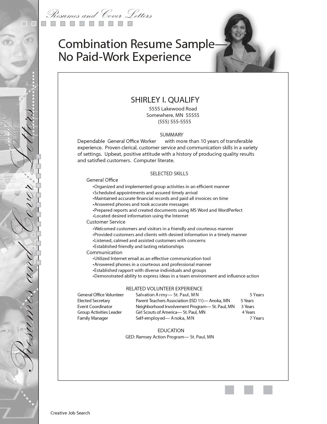 resume for homemaker no work experience job search write a job resume no work experience jobresumesample com
