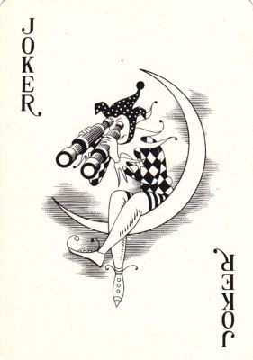 Antiques Collectibles Joker Paper Collectibles Playing Cards Art Joker Card Joker Playing Card