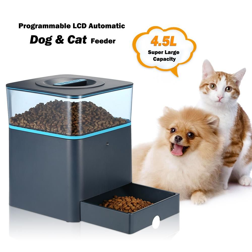 Voice Reminding Automatic Pet Feeder Pet Feeder