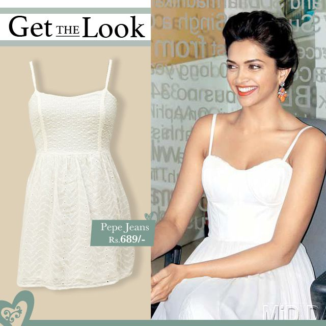 Deepika padukone look from rekinza | Celebrity look ...
