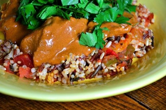 Slow Cooker Chicken Mole for a Fiesta Party! Reluctant Entertainer