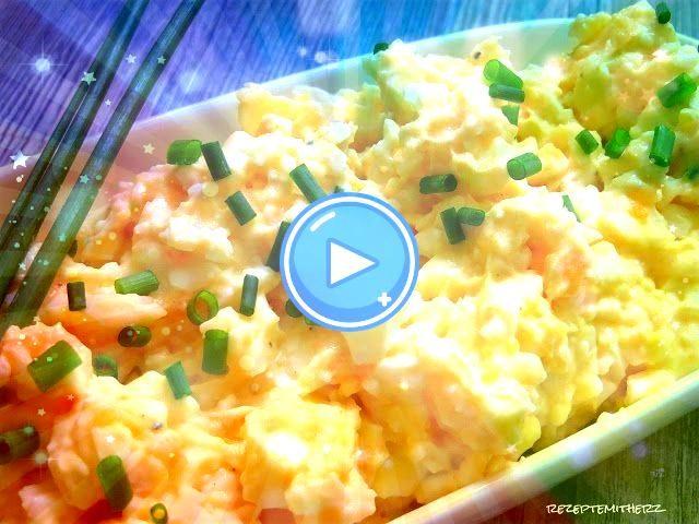 Eiersalat ist ein alter Klassiker   Zur Brotzeit passt er sehr gut Ein Ein Eiersalat ist ein alter Klassiker   Zur Brotzeit passt er sehr gut Ein  Llegó...