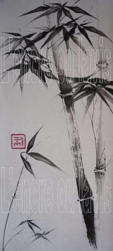 Bambous 23x50