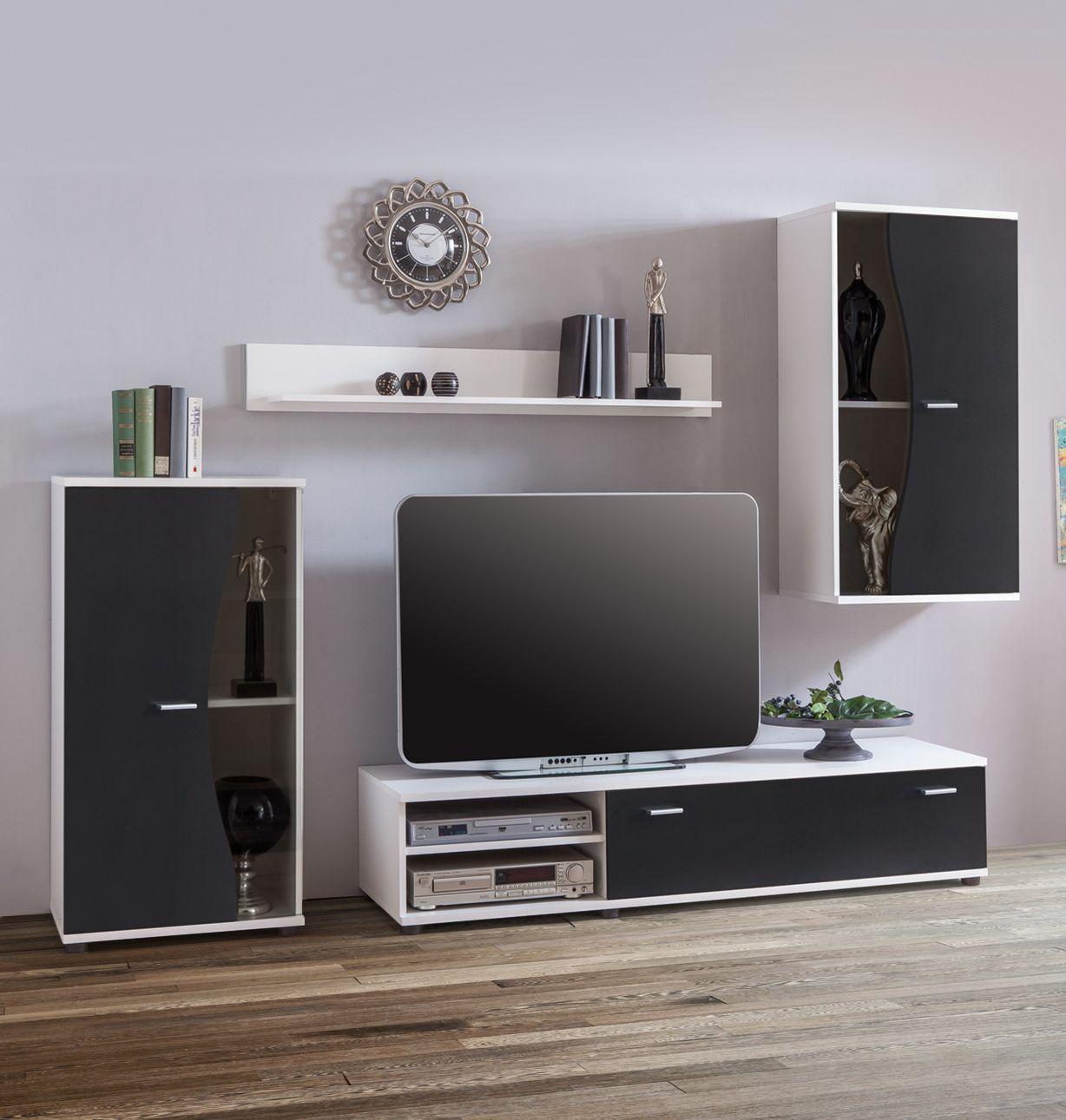 wohnwand ohne tv finest wohnwand vita i teilig kernbuche. Black Bedroom Furniture Sets. Home Design Ideas