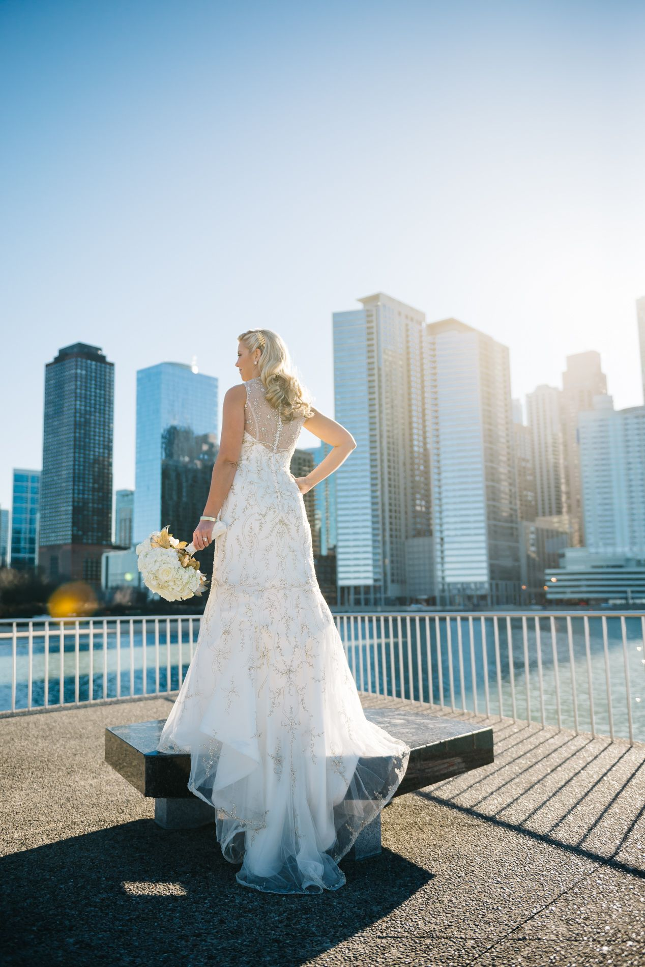 Chicago lifestyle engagement and wedding photographer. Downtown ...