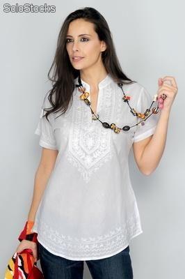 blusas elegantes - Pesquisa Google  76189e11b61