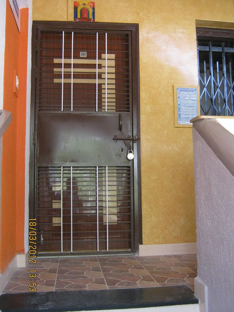 Decorative Main Door With M S Safety Door Of A Flat In San Flickr 20180905 5944536028 5d5a84d797ed209ebacb2a33a984bd04 Barn Door Doors Interior Barn Doors