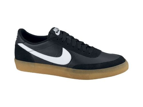 Men s Nike Killshot 2 Black Sail Gum Yellow Shoes