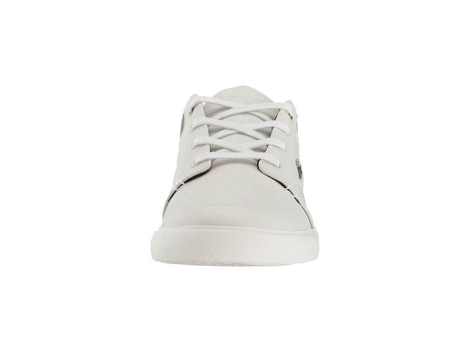 03c0c6fac Lacoste Bayliss 118 1 Men s Shoes Off-White Navy