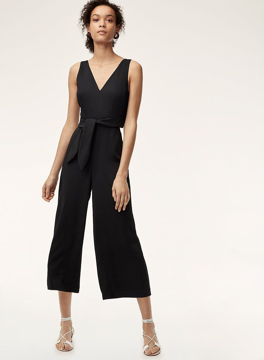 7fa6b08a7c8 Écoulement v jumpsuit in 2019