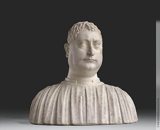Niccolò di Leonardo Strozzi  Mino da Fiesole (Mino di Giovanni)  (Italian, Papiano or Montemignaio 1429–1484 Florence)