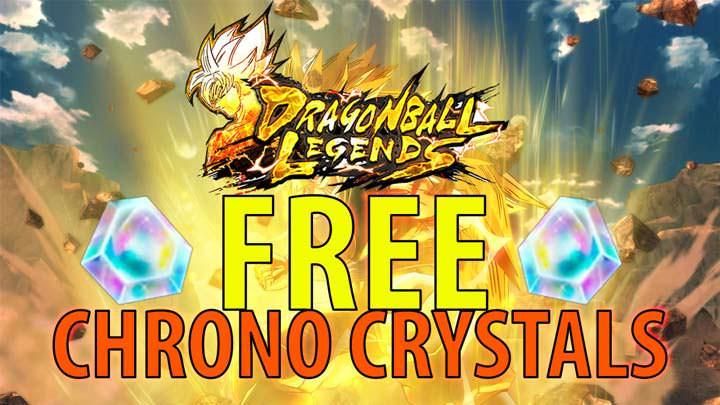 free chrono crystals dragon ball legends