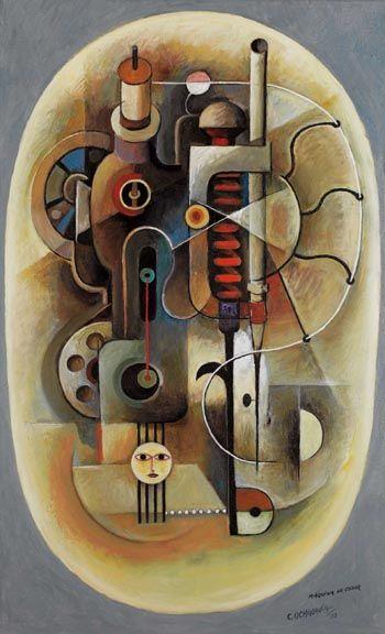 CARLOS OCHAGAVÍA. Anatomía de máquina de coser. 2004 | CARLOS ...