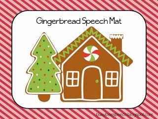 Busy Bee Speech: Holiday FREEBIE Linky!