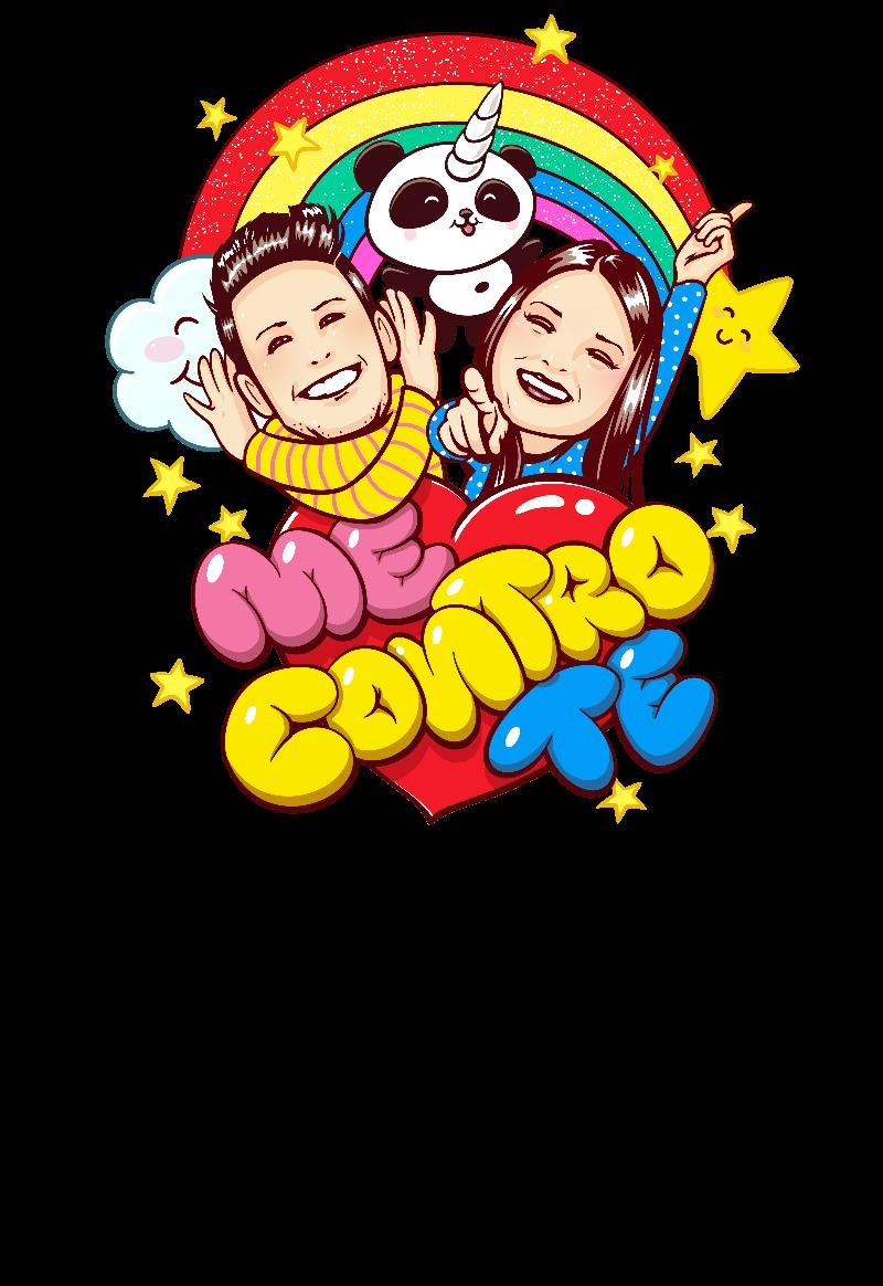 Logo Kira E Ray Me Contro Te Cerca Con Google Feste A Tema