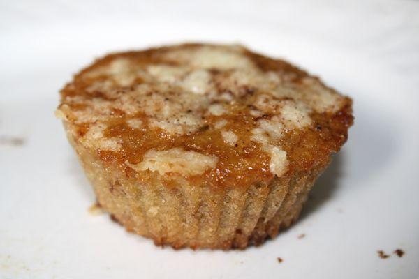 receita de muffin de banana