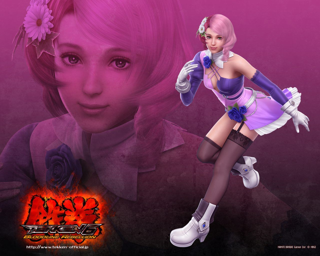 Gamezone Tekken 6 Characters Wallpaper Female Martial Artists