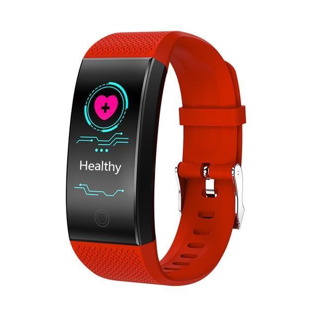 SlimFit 2 Smartwatch – Red