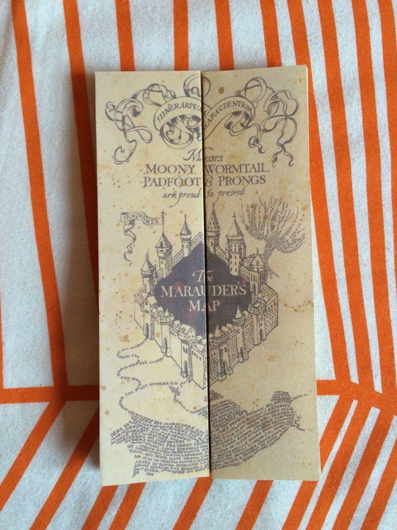 Mapa Del Merodeador Comprar.8 00 Mapa Harry Potter Marauder S Map Mapa Del