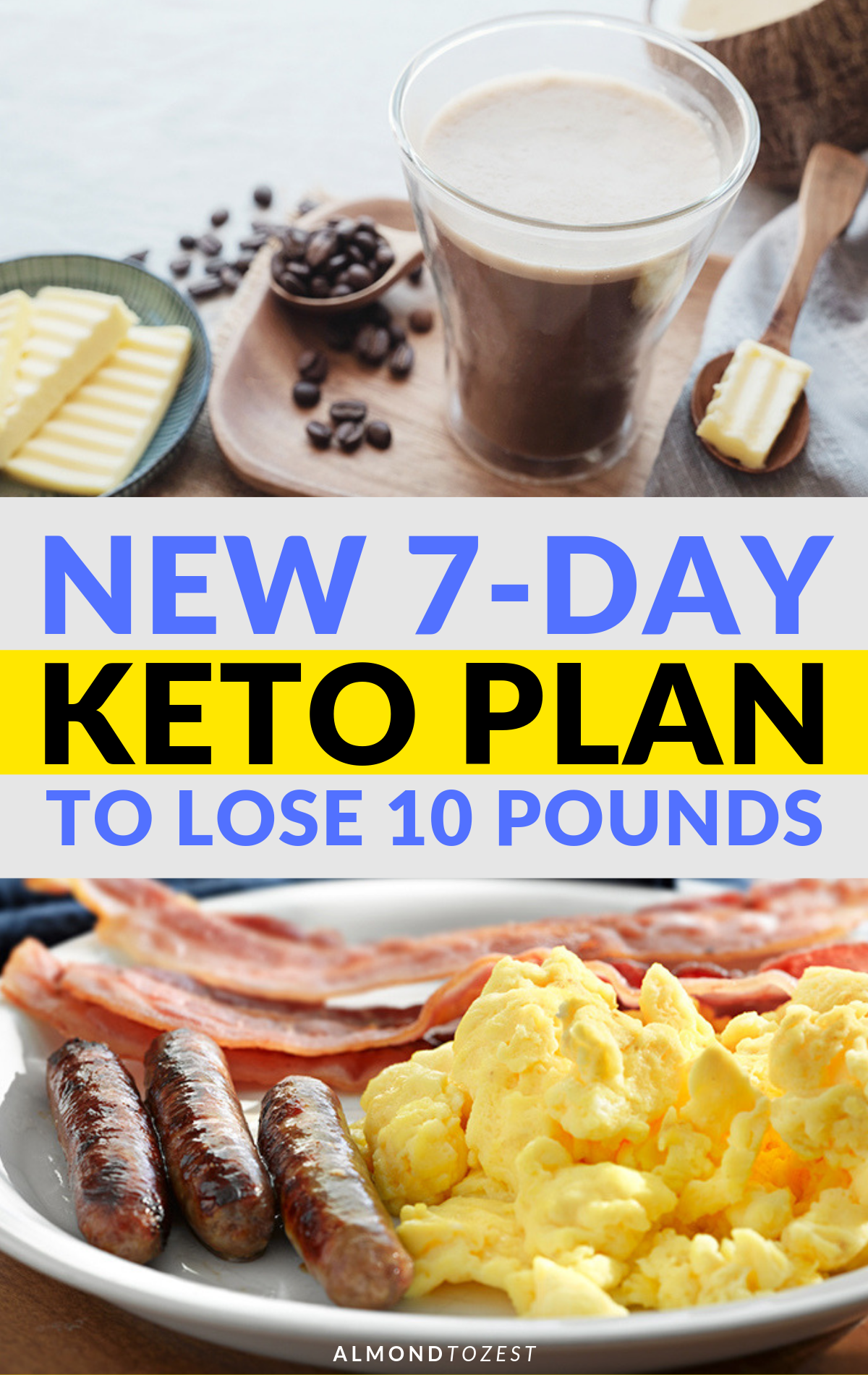 Keto Diet One Week