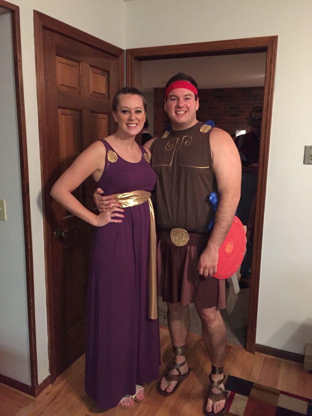 Hercules and Meg DIY costume | DIY crafts | Pinterest ...