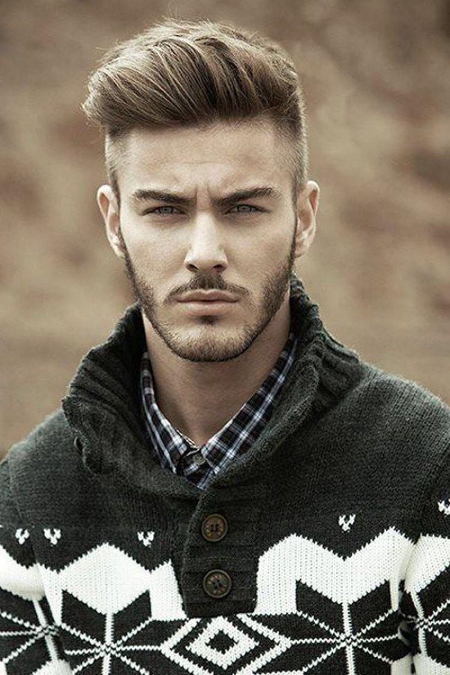 Los 50 peinados masculinos más sexys Pinterest Peinados - peinados hombre