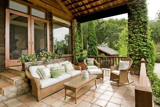 terrasse mediterran gestalten – reimplica, Garten und Bauen