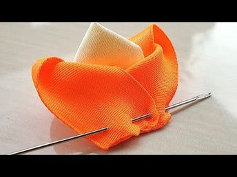 DIY Very Creative Ribbon Art Tutorial