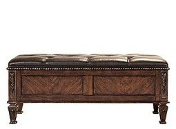 Wondrous Wilshire Storage Bench Entryway Storage Furniture Gmtry Best Dining Table And Chair Ideas Images Gmtryco
