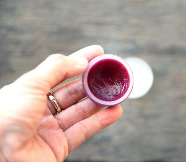 Lippenbalsam selber machen: 3 einfache Varianten #naturallipgloss