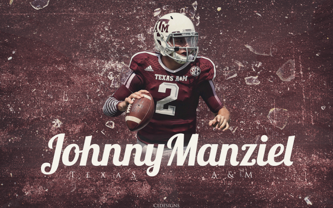 Pin By Brand Thunder On Johnny Manziel Desktop Wallpaper Themes Johnny Manziel Johnny Browns Fans