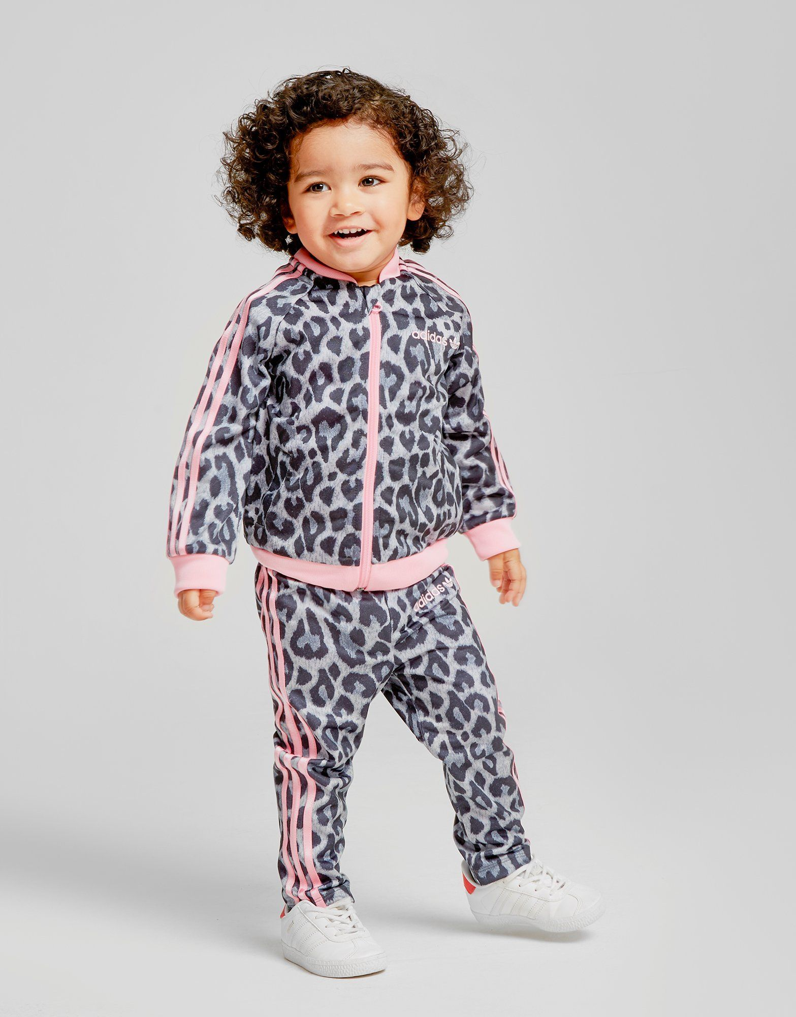 adidas Superstar Tracksuit Infant | JD Sports