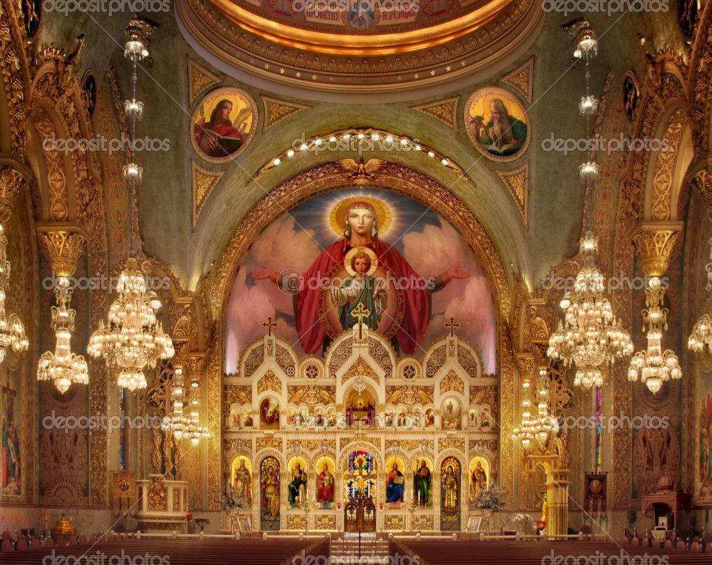 орнамент в росписи церкви: 12 тыс изображений найдено в ...