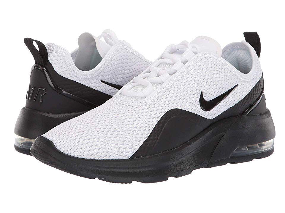 Nike Air Max Motion 2 Women's Running Shoes White/Black | Nike air ...