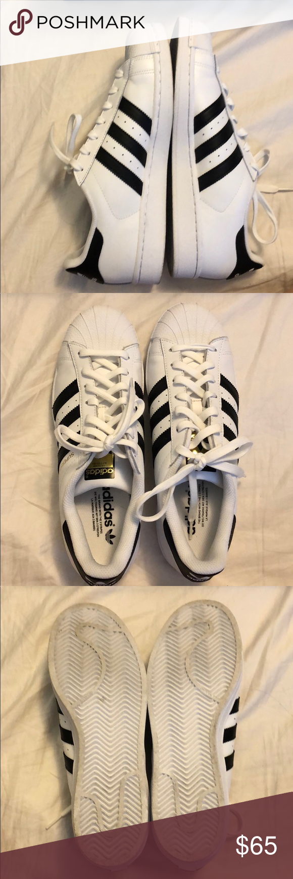 Men's Adidas Superstar   Adidas superstar mens, Adidas shoes ...