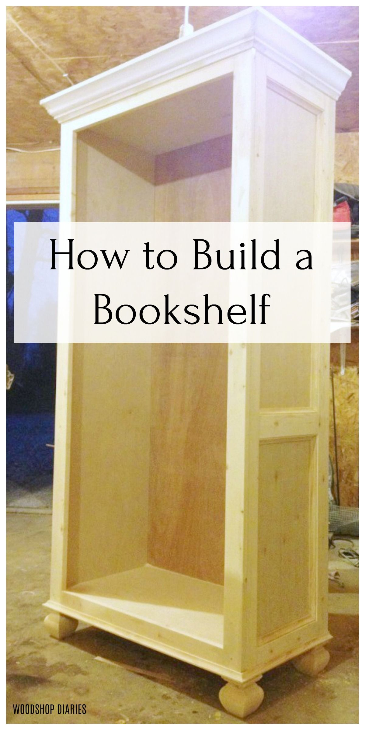 Build A Bookshelf 6 Steps To Build Your Own Freestanding Bookshelf In 2020 Woodworking Plans Diy Woodworking Plans Shelves Contemporary Woodworking Plans