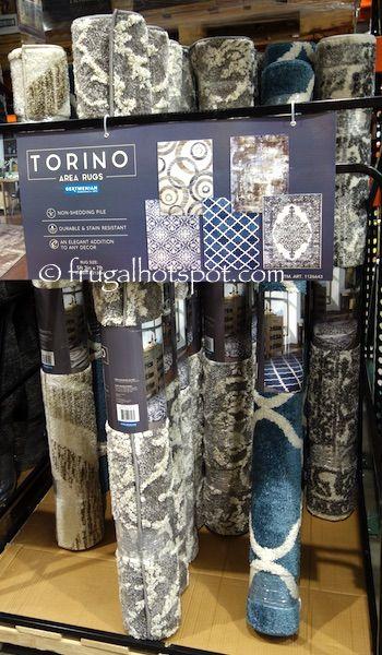 Costco Gertmenian Torino Area Rug 53 X 7 4999