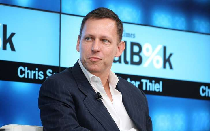 Focus: Peter Thiel, the proud gay accepts Donald Trump as the President of United States -- Eyes Wide Shut
