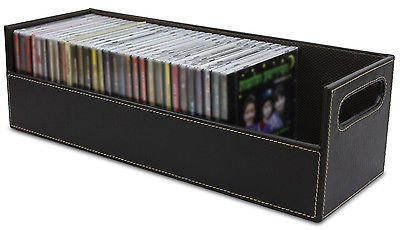 Cd Storage Box Rack Holder Stacking Tray Shelf Dvd Disk Case Space Organizer New  sc 1 st  Pinterest & Cd Storage Box Rack Holder Stacking Tray Shelf Dvd Disk Case Space ...