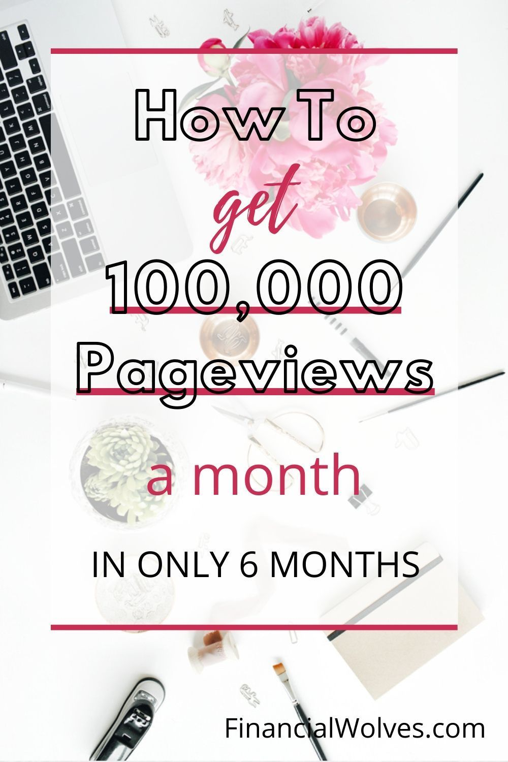 How Many Page Views Per Month To Make Money