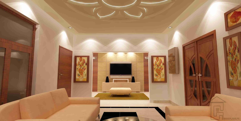 TV Lounge Decoration | Gharplans.pk | Sitting Room | Pinterest ...
