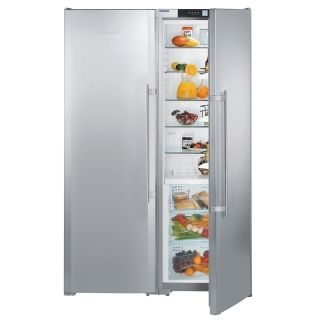 Liebherr Sbses 7253 Side By Side Fridge Freezer 2599 Look At
