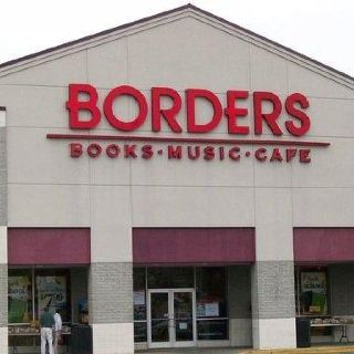 Borders #178, Flint, Michigan One of the best places in my life. Best. Job. Ever.  R.I.P. <3