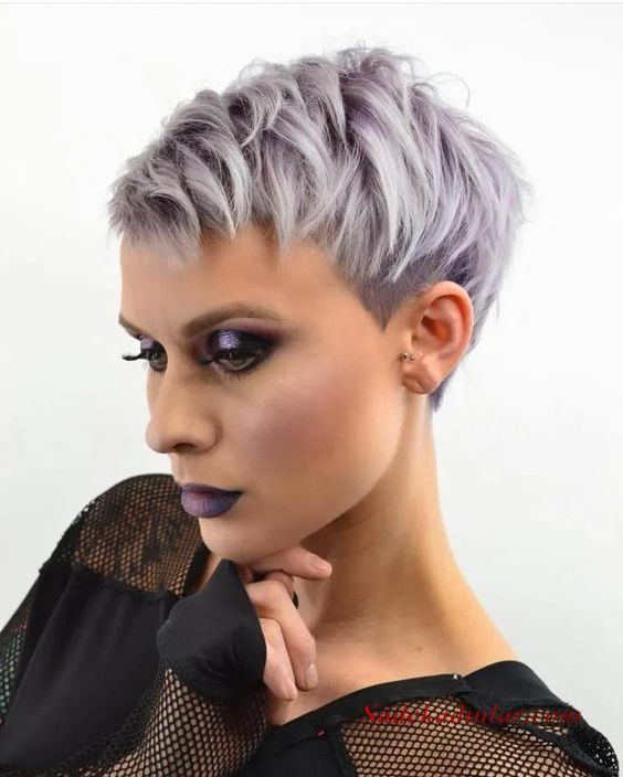 Sac Bayan Sac Modelleri Kisa Sac Modelleri 2018 2019 Kisa Sac Modelleri Bayan Kisa Sac Kesimleri Kadinlarinsesi 9
