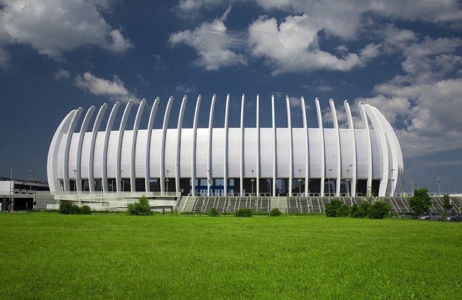 Arena Zagreb Upi 2m Zagreb Structure Architecture Indoor Arena
