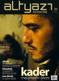 altyazı dergisi